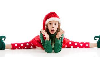 Weihnachtsspiel: Kekse backen-Rückenmassage