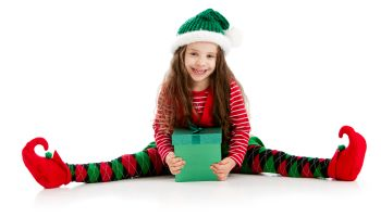 Spielideen fürs Weihnachtsturnen mit Kleinkindern