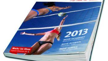 Der neue Sport-Thieme Katalog 2013 ist da!