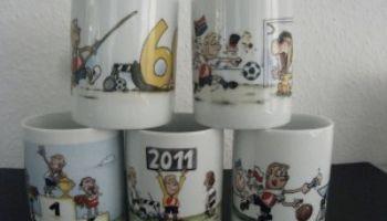 Helft uns! – Unterstützt die Deutsche Sporthilfe mit dem Kauf einer Sport-Thieme Tasse