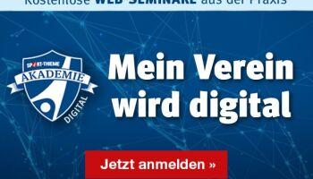 Sport-Thieme Digital Akademie: Jetzt anmelden