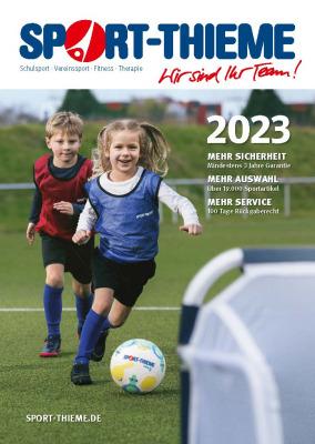 Der Sport-Thieme Katalog