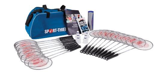 "Sport-Thieme® Badminton ""Schul-Set XL"""