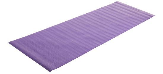"""Sport-Thieme® Yoga-Matte """"Classic"""" Violett"""