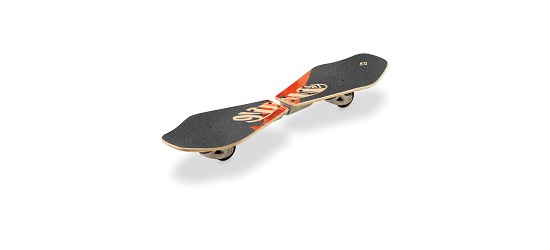 "Streetsurfing® Waveboard ""Wave Rider Sundown"""