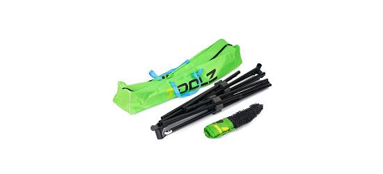 Mobile Kleinfeld-Tennisanlage