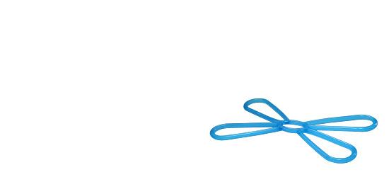 "Sport-Thieme® Bodytrainer ""X-Loop"" Schwer, Blau"