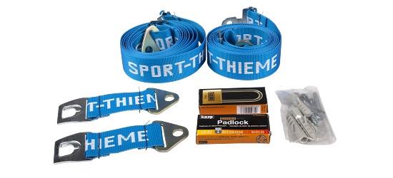 Sport-Thieme® Abschließbare Kletterwandabsicherung 1,5-3,0 m