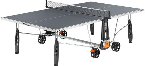 """Cornilleau® Tischtennisplatte """"250 S Crossover"""" Grau"""