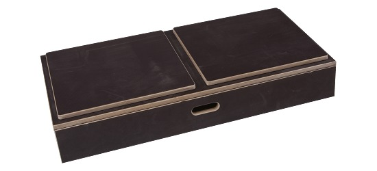 Sport-Thieme® Kombi Plyobox,100x50x15cm 2. Wahl