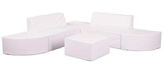 """Komplett-Set Snoezelen®-Möbel """"Kindergarten"""""""