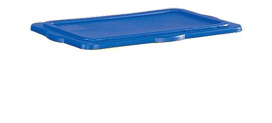 Sport-Thieme® Klemmdeckel für Materialbox Blau