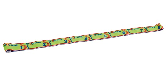 Sport-Thieme® Elastiband 10 kg, Gelb