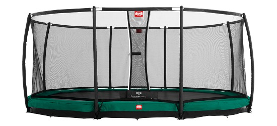 "Berg® Trampolin InGround ""Grand Champion"" mit Sicherheitsnetz"