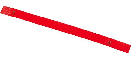 Einlassband Rot