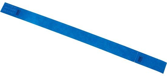 Einlassband Blau