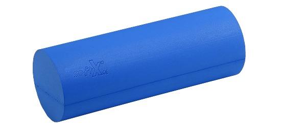 SoftX® Faszien-Rolle ø 14,5 cm, 40 cm, blau