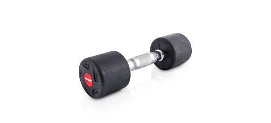 Sport-Thieme® Kompakthantel Gummi 4 kg