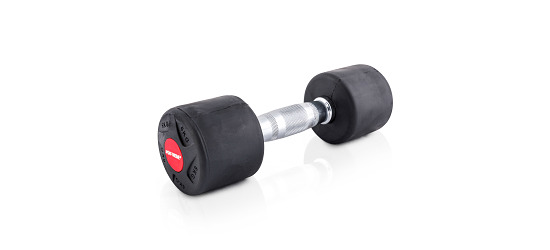 Sport-Thieme® Kompakthantel Gummi 6 kg
