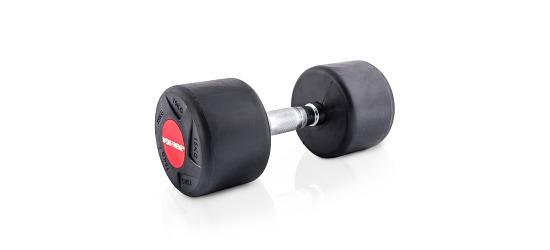 Sport-Thieme® Kompakthantel Gummi 15 kg