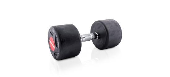 Sport-Thieme® Kompakthantel Gummi 17,5 kg