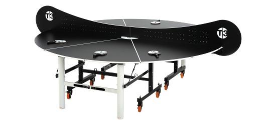 """T3® Ping Pong Tischtennisplatte """"Tournament Indoor"""""""
