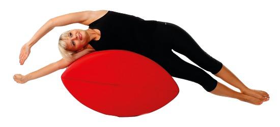 Fitness-Schnecke Rot