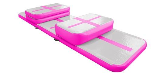 "Sport-Thieme® AirTrack-Set ""Home"" Pink"