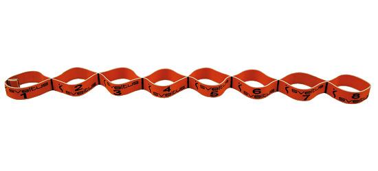 Sveltus Elastiband 7 kg, Orange