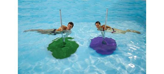 Aqua Pool Bar Grün