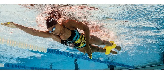 Finis® Schwimmtrainings-Tool Axis Buoy