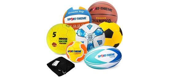 Sport-Thieme® Schul-Ballset Indoor