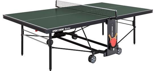 """Sport-Thieme® Tischtennisplatte """"Master"""" Grün"""