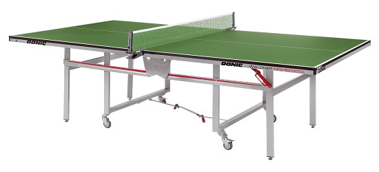 """Donic® Tischtennisplatte """"Waldner Highschool"""" Grün"""
