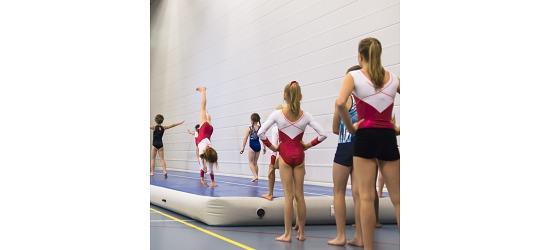 "Sport-Thieme® AirTrack ""Club 30"" Ohne Handgebläse, 6x2x0,33 m"