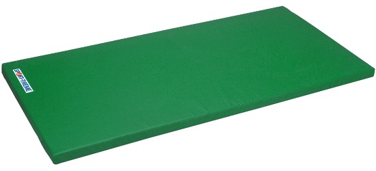 "Sport-Thieme® Turnmatte ""Super"", 150x100x8 cm Basis, Polygrip Grün"
