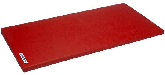 "Sport-Thieme® Turnmatte ""Super"", 200x100x8 cm Basis, Polygrip Rot"