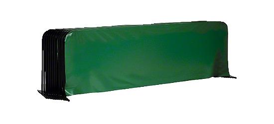 Spielfeldumrandungen Ohne Sport-Thieme Aufdruck, Grün
