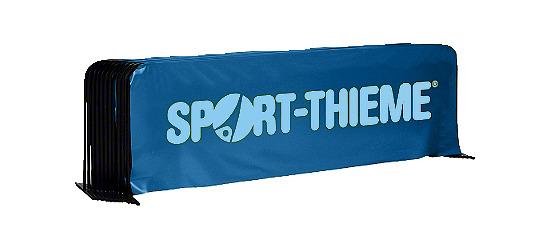 Spielfeldumrandungen Mit Sport-Thieme Aufdruck, Blau