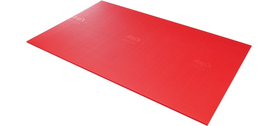 """Airex """"Atlas"""" Exercise Mat Red"""