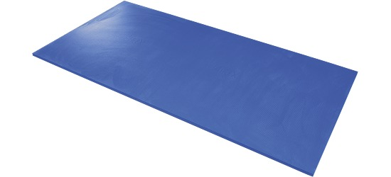 "Airex® gymnastikmåtte ""Hercules"" Blå"
