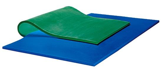 "Airex® Gymnastikmatte ""Hercules"" Blau"