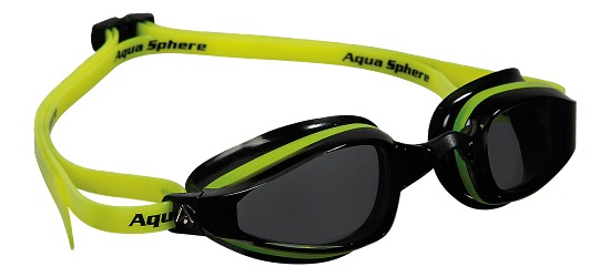 "Aqua Sphere® MP™ Schwimmbrille ""K180+"" Getönt"