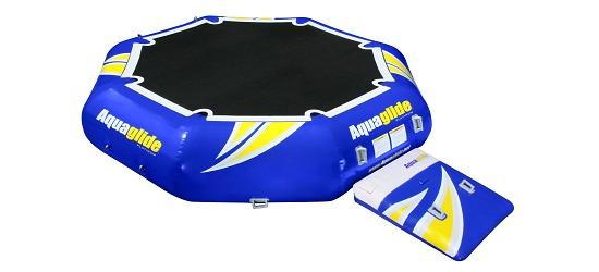 Aquaglide® Rebound Rebound 12'', ø 3,7 m, Wassertrampolin
