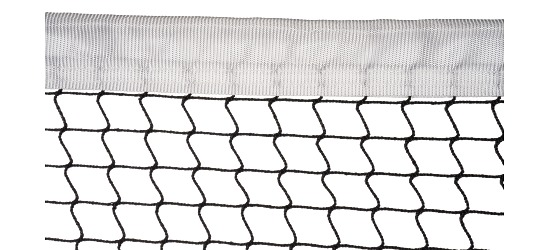 Badminton-net til spil på flere baner 2 net - 15 m
