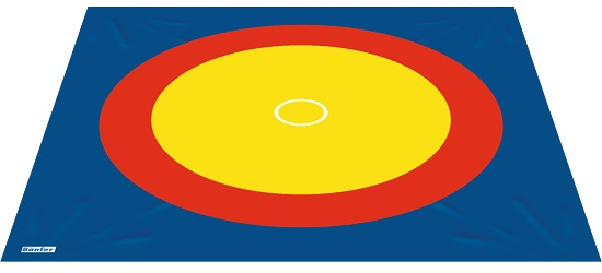 """Bänfer """"Exclusive"""" Wrestling Mat Cover"""