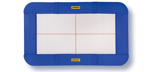 Complete All-Round Frame Padding For Master trampoline