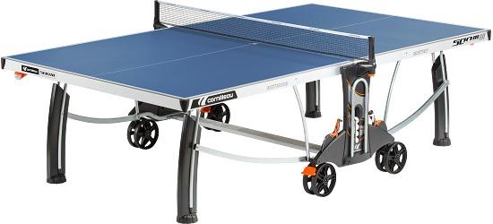 """Cornilleau® Tischtennisplatte """"500 M Crossover"""" Blau"""