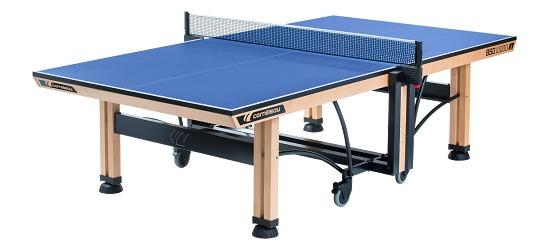 """Cornilleau® Tischtennisplatte """"Competition 850 Wood"""" Blau"""