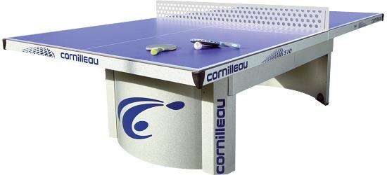 """Cornilleau Tischtennistisch  """"PRO 510 Outdoor"""" Blau"""